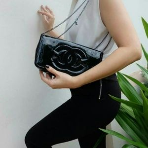 New chanel vip gift beaut cross body bag